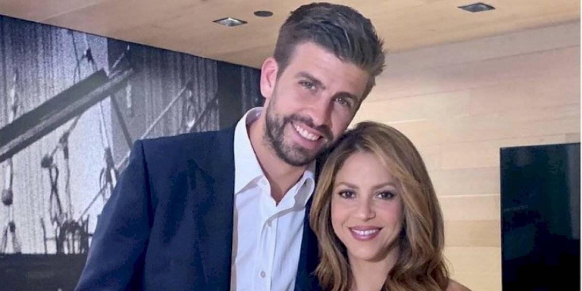 Con romántico video de TikTok, Shakira pone fin a los rumores sobre la separación con Piqué