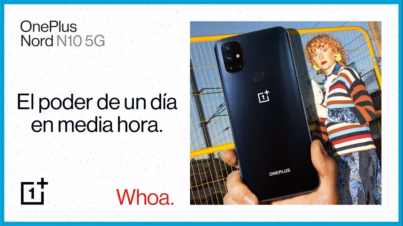 OnePlus llega a México con el OnePlus Nord