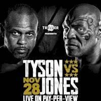 Mike Tyson vs Roy Jones Jr: dónde ver la pelea, fecha, hora y detalles de la pelea de las leyendas del boxeo