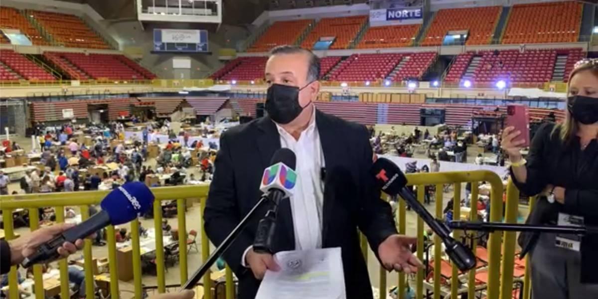 Comisionado electoral del PPD levanta las manos en controversia por escaño del Distrito Senatorial de Humacao