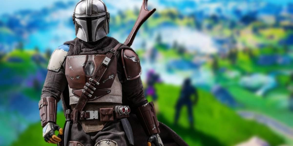Fortnite: The Mandalorian llegará al Battle Royale según filtración