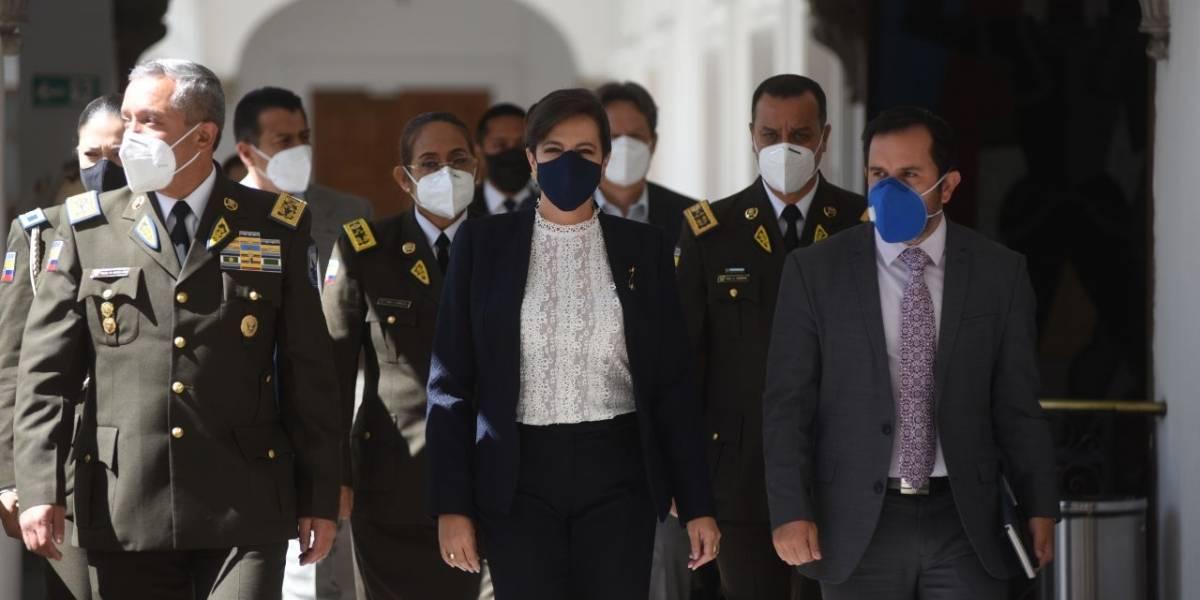 Asamblea Nacional destituye a la ministra de Gobierno María Paula Romo