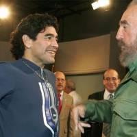 Maradona murió un 25 de noviembre, el mismo día en que partió su amigo Fidel Castro