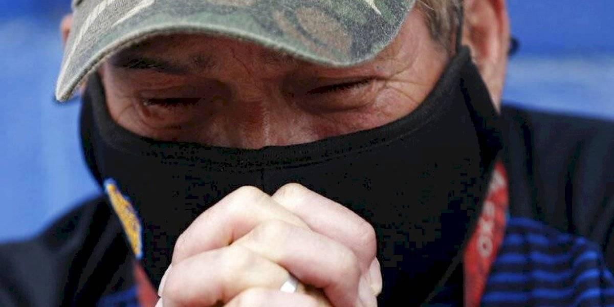 """Argentina llora en las calles el deceso de Maradona: """"Se nos murió la mitad de la vida"""""""