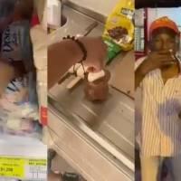 Influencer regala paletas de jabón a adultos mayores y personas en situación de calle