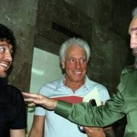 Maradona fallece un 25 de noviembre: el mismo día en que partió su amigo, Fidel Castro