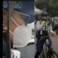 Guayaquil: Prohibición de salida del país y presentación semanal para hombre por presunta agresión contra tres agentes de la ATM