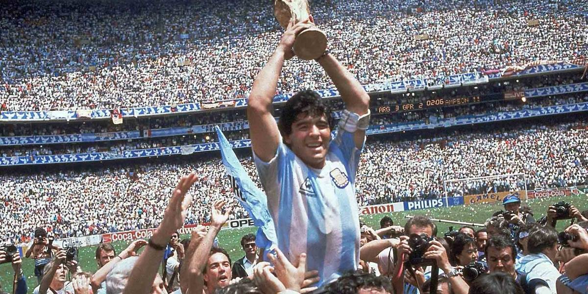 Viralizan última imagen de Diego Armando Maradona vivo