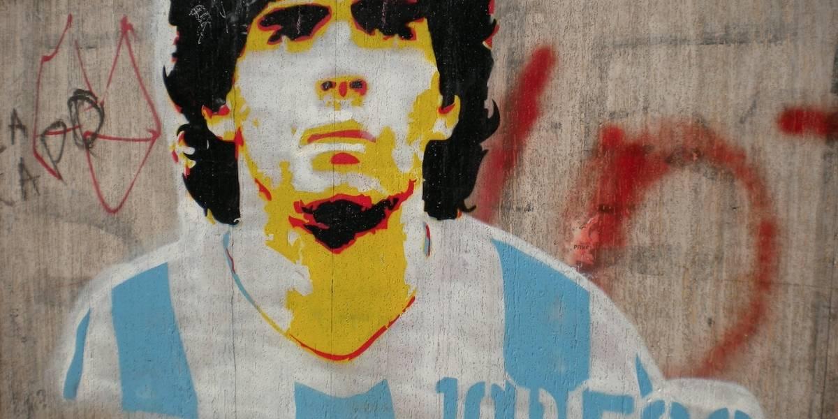 La increíble historia de Maradona