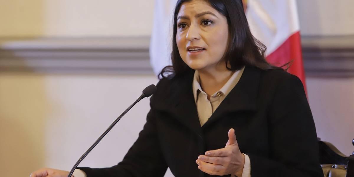 Alcaldesa pide congruencia a autoridades para erradicar violencia contra mujeres