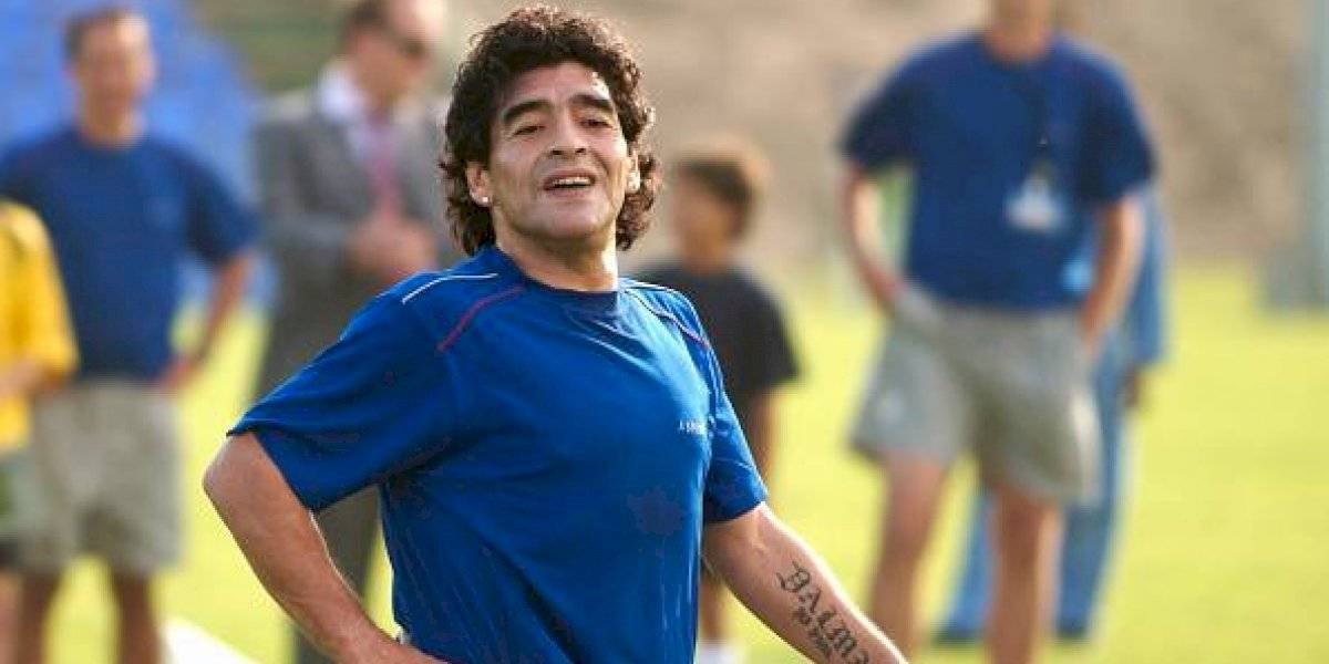 Así debemos recordarlo siempre: El día en que Maradona convirtió el fútbol en arte
