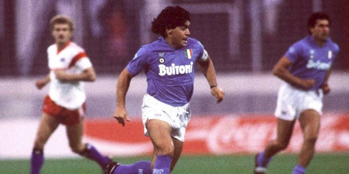 """Napoli tras la muerte de Maradona: """"¿Qué palabra podemos dar con un dolor como el que estamos viviendo?"""""""