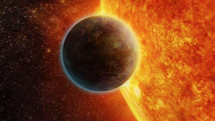 LHS 1140 B, otro de los planetas habitables.