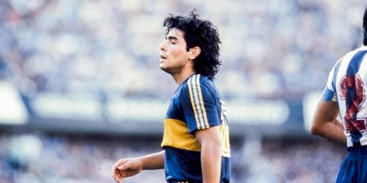 """Maradona: la historia cuando """"El Pelusa"""" estuvo cerca de jugar en Barcelona SC"""