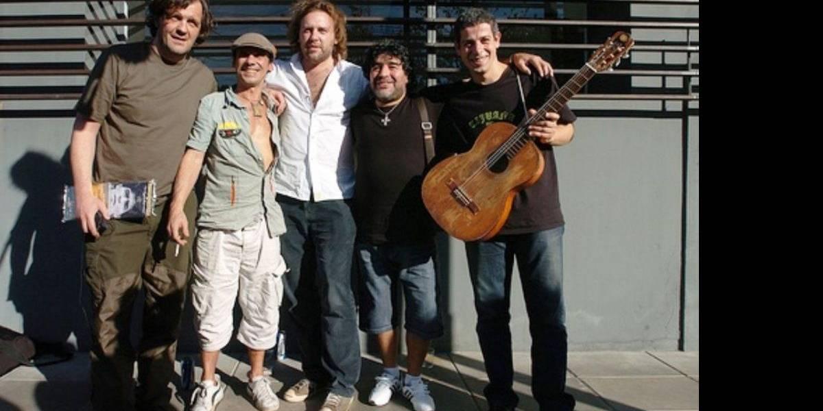 Las 6 mejores canciones dedicadas a Diego Maradona