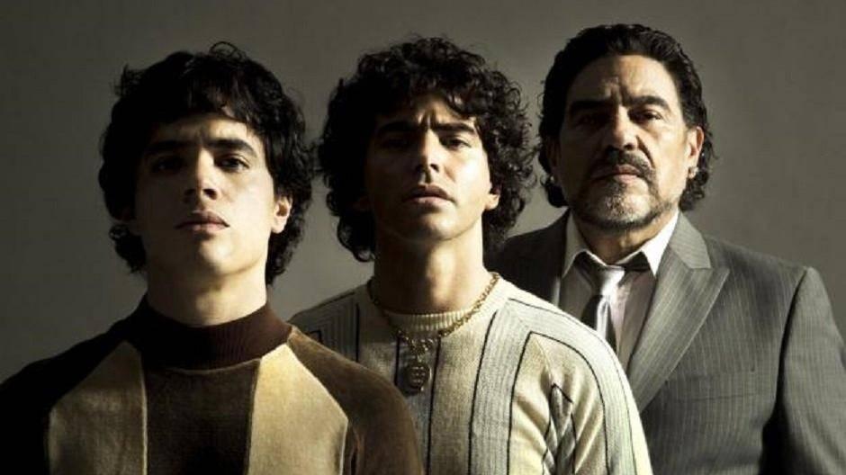 Maradona, sueño bendito.