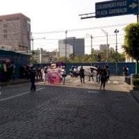 Esta es la ruta de la marcha contra la violencia de género en CDMX