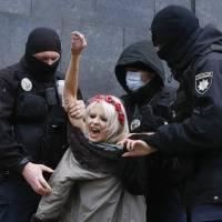 25N: Mujeres en el mundo salen a protestar en contra de la violencia