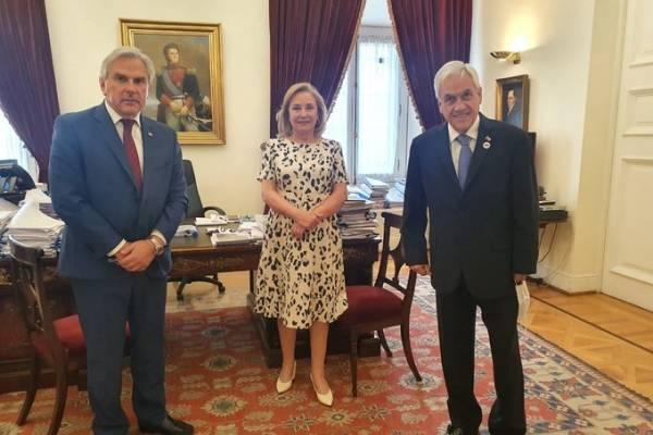 """Segundo retiro: Moreira anuncia que votará """"a favor del proyecto del Gobierno"""" tras reunión con Piñera"""