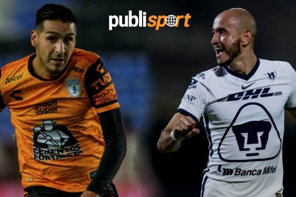 cansado Infantil mezclador  Pachuca vs. Pumas, ¿cuándo y dónde ver la ida de los cuartos de final en  vivo? Guard1anes 2020 | Publimetro México