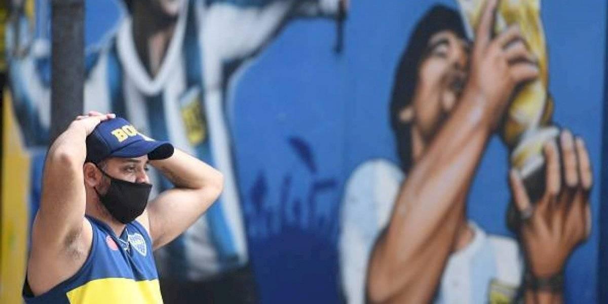 Copa Libertadores: partido entre Internacional y Boca Juniors se posterga por muerte de Maradona