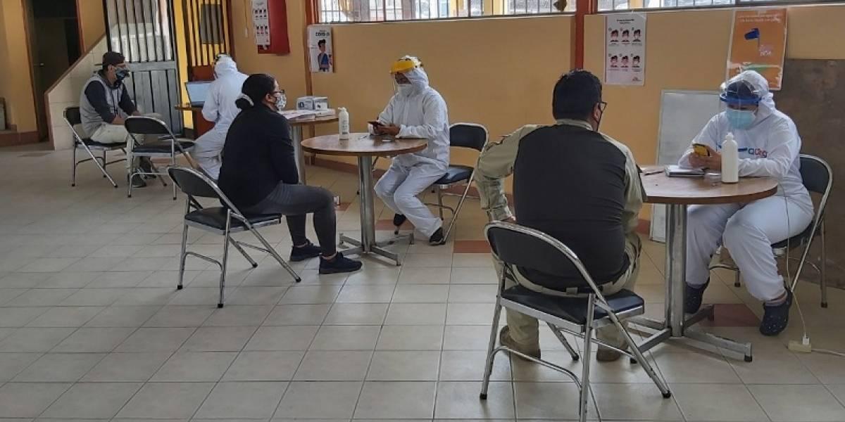 PUCE inicia procesamiento de pruebas para diagnóstico COVID-19