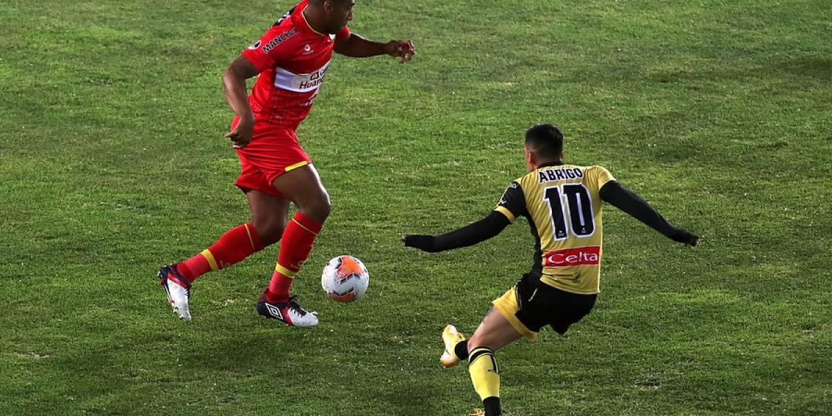 Coquimbo Unido no pudo sacar ventajas de local como venía haciendo en Copa Sudamericana