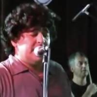 """Recuerdan en redes el momento en que Maradona interpretó """"La Mano de Dios"""""""