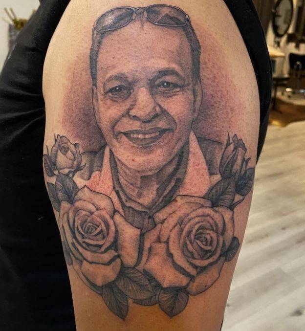 Tatuajes para papá