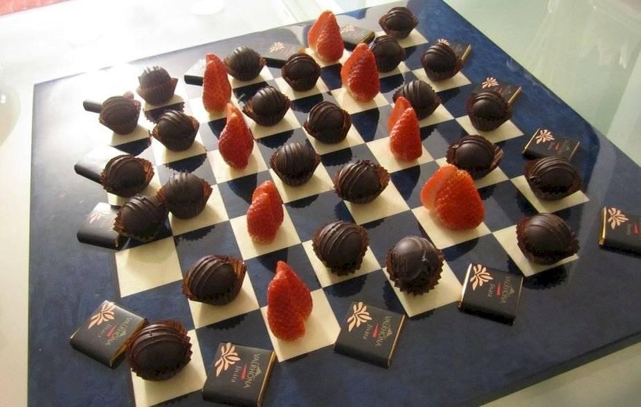 Las trufas de chocolate son una rica y fácil receta para esta temporada.
