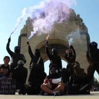EN VIVO: Marchan mujeres en la CDMX contra la violencia de género