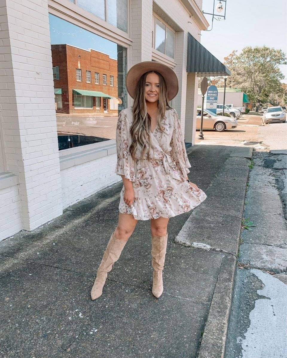 vestidos cortos otoño