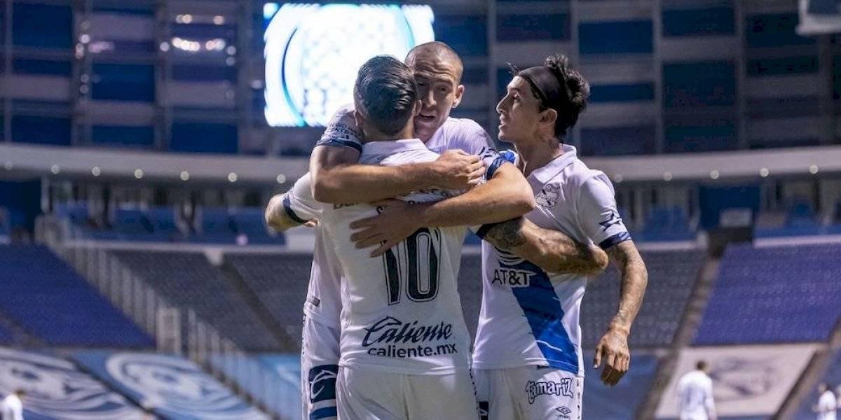 Puebla sorprende al León y se lleva la ida de los cuartos de final