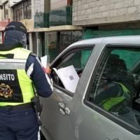 AMT realiza operativos de control de salvoconductos en Quito desde este 26 de noviembre ¿Cómo tramitar?