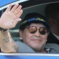 """""""¡Me saludó Maradona!"""": filtran último video de Diego con vida en el que hizo feliz a un niño"""