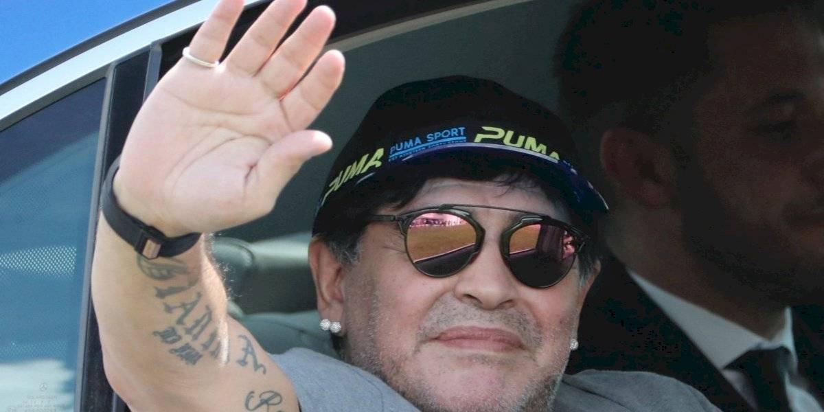 Sacerdote reveló las últimas confesiones de Maradona