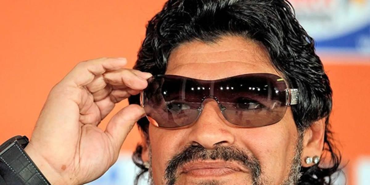 ¿Cuánto dinero heredarán los hijos de Maradona?