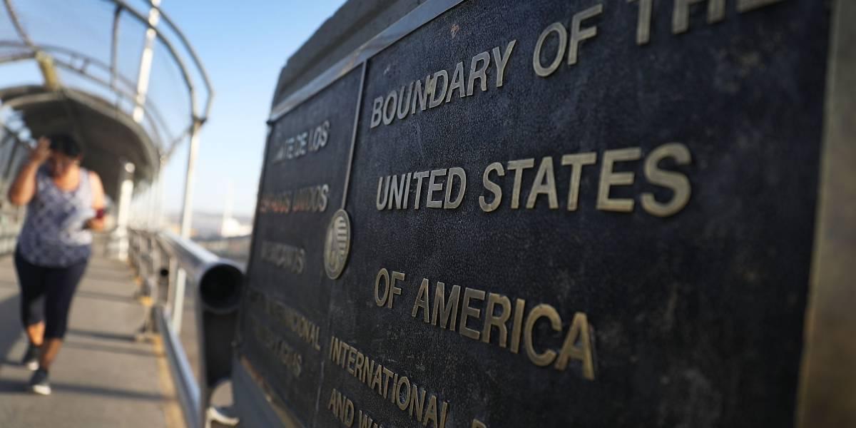 Restricciones en la frontera México-EU se extienden hasta el 21 de febrero
