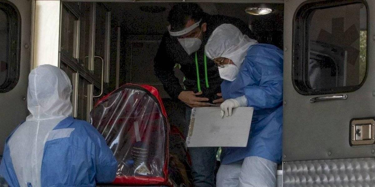 México supera las 104 mil muertes confirmadas por Covid-19