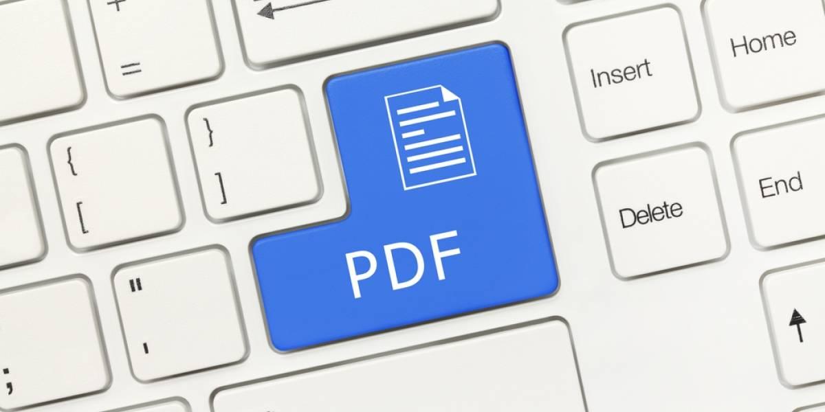 PDF: así puedes traducir tus archivos en línea