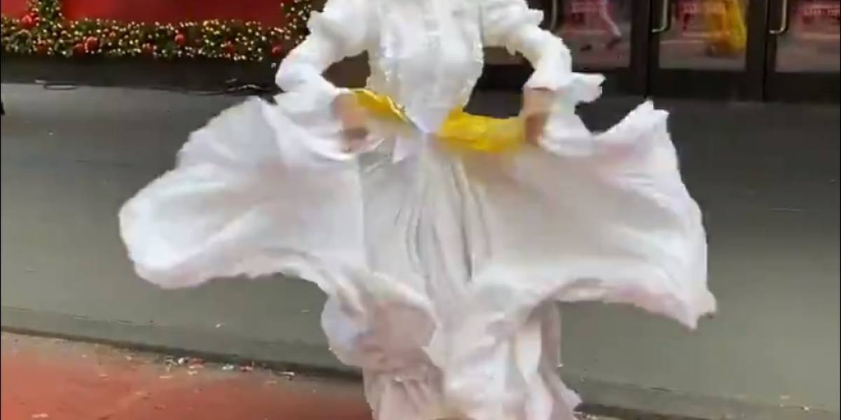 Bomba puertorriqueña se presenta en la parada de Macy's