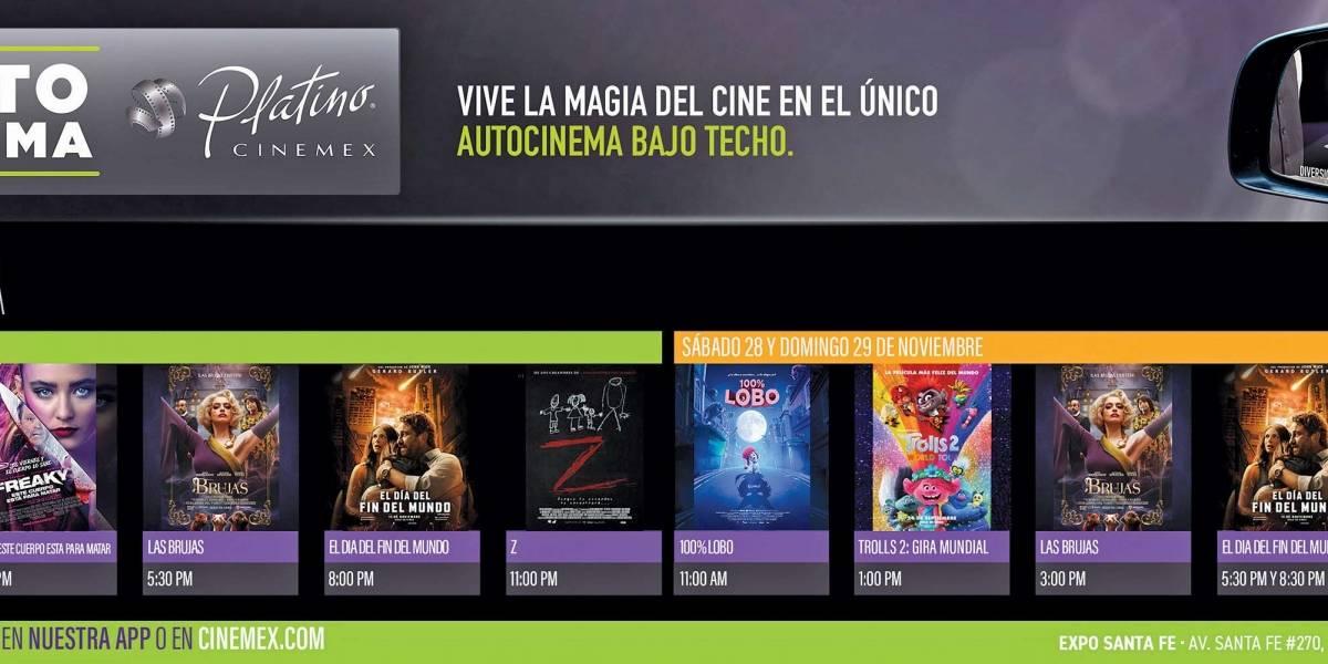 Anuncio Cinemex edición CDMX del 27 de Noviembre del 2020, Página 10