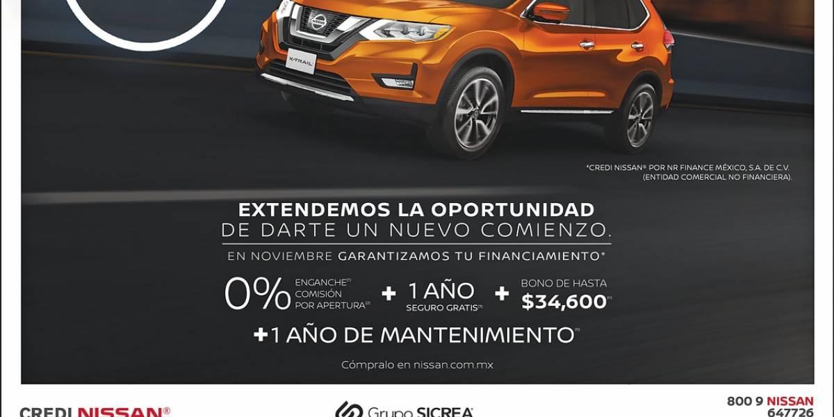 Anuncio Nissan edición CDMX del 27 de Noviembre del 2020, Página 5
