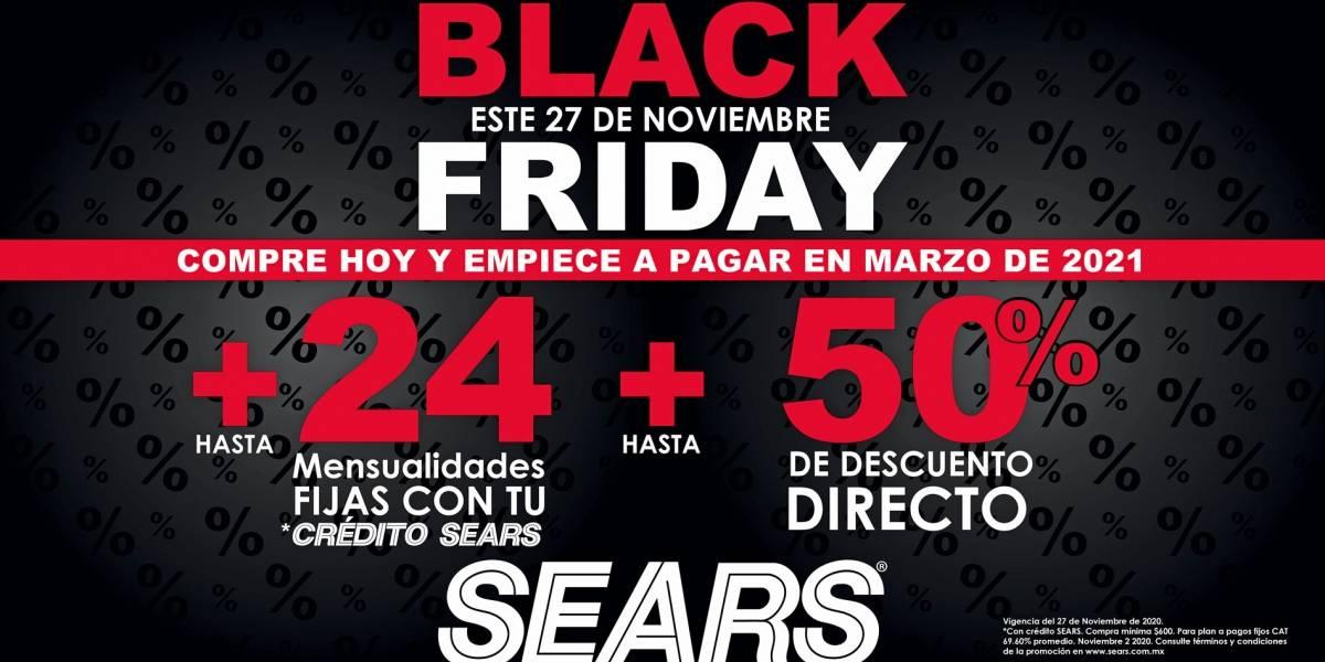 Anuncio Sears edición CDMX del 27 de Noviembre del 2020, Página 8