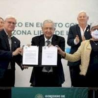 AMLO buscará que estímulos fiscales en frontera norte se conviertan en ley