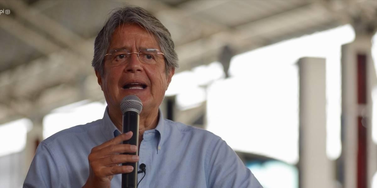 Guillermo Lasso se disculpa por sus declaraciones que generaron malestar