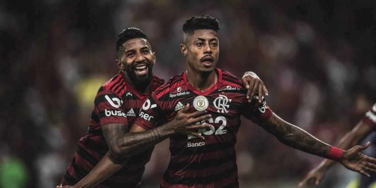 Bruno Henrique: De recepcionista a crack brasileño