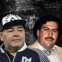 La verdadera historia de la relación entre Pablo Escobar y Maradona