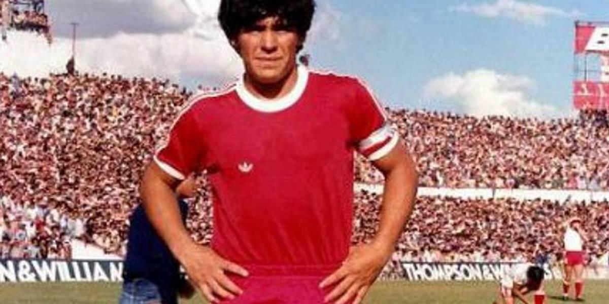 """""""Profe, tengo un amigo que es mejor que yo"""", el día que Maradona llegó a Argentinos Jrs."""