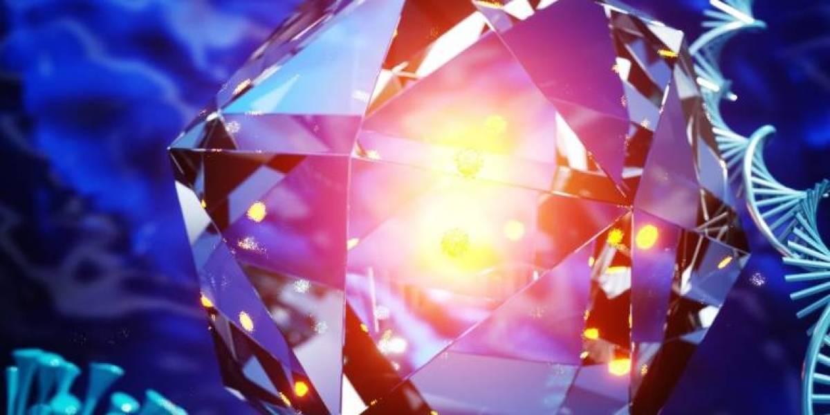 Los nanodiamantes podrían ayudar a mejorar la detección de enfermedades como el VIH